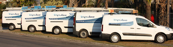 security systems installation by impulse electrical